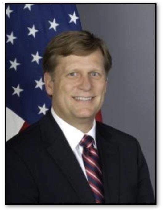 Mid Coast Forum On Foreign Relations Ambassador Michael Mcfaul